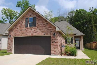 Baton Rouge Single Family Home For Sale: 8647 Addie Ave