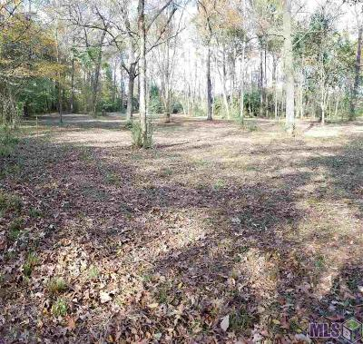 Baton Rouge Residential Lots & Land For Sale: 16700-16800 Strain Rd