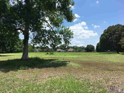 Gonzales Residential Lots & Land For Sale: 39041 La Hwy 621