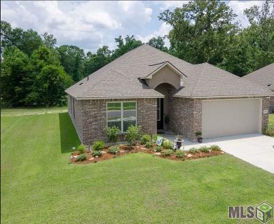 Prairieville Single Family Home For Sale: 17526 Golden Eagle Dr