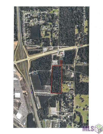 Denham Springs Residential Lots & Land For Sale: Tbd Forrest Delatte Rd