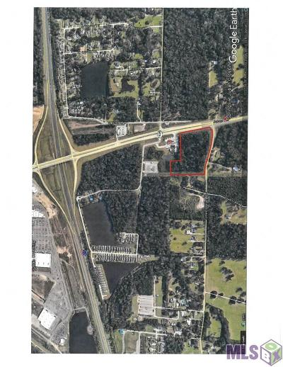 Denham Springs Residential Lots & Land For Sale: Tract A-1-A Juban Rd