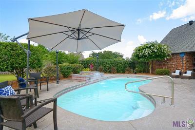 Prairieville Single Family Home Contingent: 37209 Lakeshore Ave