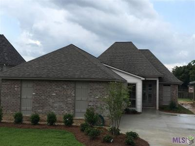 Baton Rouge Single Family Home For Sale: 18060 Hoo Shoo Too Rd