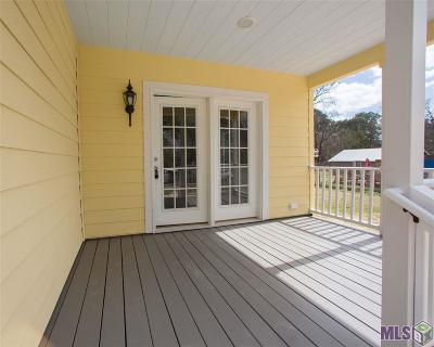 Baton Rouge Single Family Home For Sale: 115 West Dr