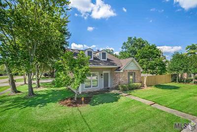 Gonzales Single Family Home For Sale: 1206 E Tiffani St