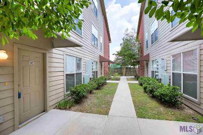 Baton Rouge Condo/Townhouse For Sale: 5167 Etta St #9B