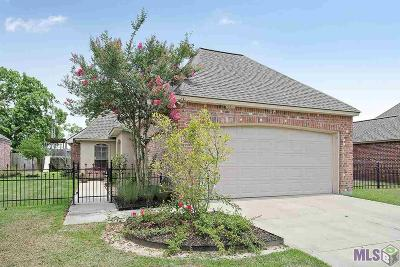Gonzales Single Family Home For Sale: 41022 Garden Ct