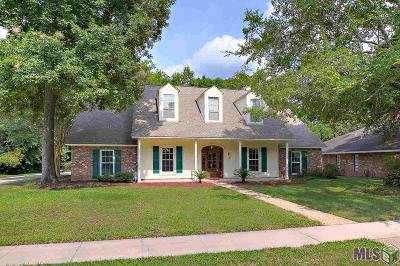 Baton Rouge Single Family Home For Sale: 3303 Sessions Dr