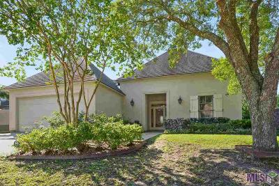 Baton Rouge Single Family Home For Sale: 17958 Silver Creek Ct