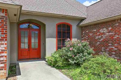 Zachary Single Family Home For Sale: 4046 Driftwood Dr