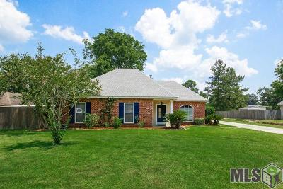 Gonzales Single Family Home For Sale: 40310 Cotton Field Ave