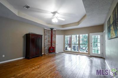 Prairieville Single Family Home For Sale: 17419 Summerfield Rd North