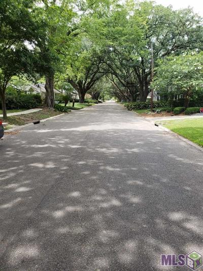 Baton Rouge Residential Lots & Land For Sale: 1661 Country Club Dr