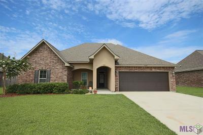 Prairieville Single Family Home For Sale: 42650 Wynstone Dr