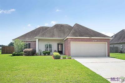 Gonzales Single Family Home For Sale: 14290 Caribbean Dr