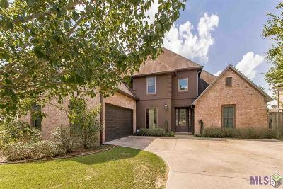 Prairieville Single Family Home For Sale: 36317 Maple Leaf Ave