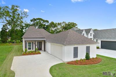 Prairieville Single Family Home For Sale: 40117 Fenway Ave
