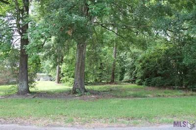 Baton Rouge Residential Lots & Land For Sale: Waverland Dr