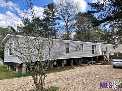 Denham Springs Single Family Home For Sale: 8598 Susie Cir