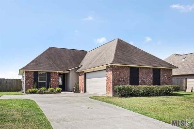 Prairieville Single Family Home For Sale: 41459 Hearthstone Ave