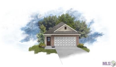 Denham Springs Single Family Home For Sale: 12160 Wilderness Run Dr