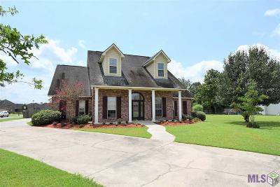 Prairieville Single Family Home For Sale: 42257 Devall Rd