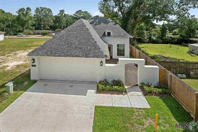 Baton Rouge Single Family Home For Sale: 15707 Southern Oak Ln