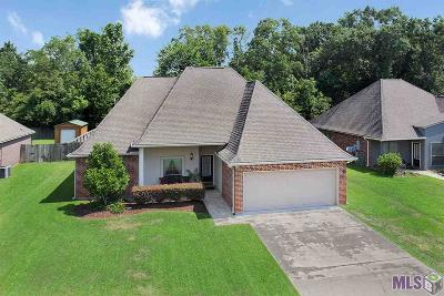 Prairieville Single Family Home For Sale: 39068 Balmoral Dr