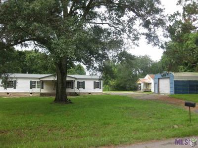 Prairieville Residential Lots & Land For Sale: 39193 Camp Dr