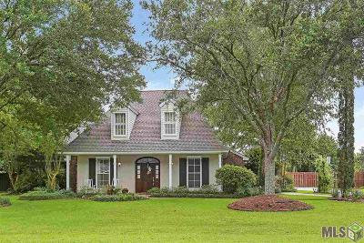 Prairieville Single Family Home For Sale: 37533 Seven Oaks Ave