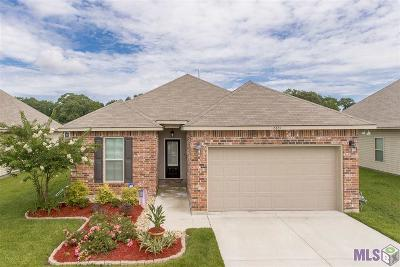 Prairieville Single Family Home For Sale: 15651 Heartstone Dr