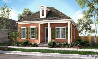 Zachary Single Family Home For Sale: 1236 Americana Blvd