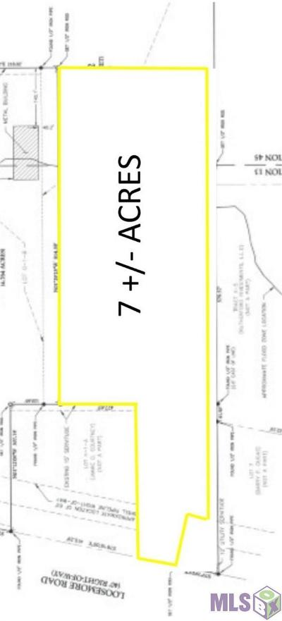 Gonzales Residential Lots & Land For Sale: G-1-A-3 Loosemore Rd