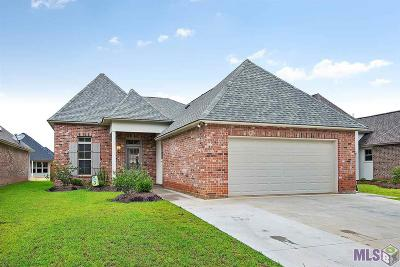 Denham Springs Single Family Home For Sale: 10359 Grand Plaza Dr