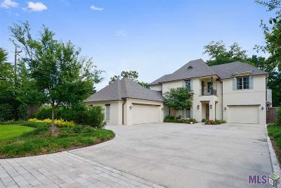 Baton Rouge Single Family Home For Sale: 1342 S Columbine St