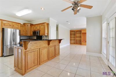 Zachary Single Family Home For Sale: 3528 Camelia St
