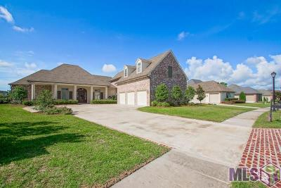 Baton Rouge Single Family Home For Sale: 2615 Tiger Crossing Dr