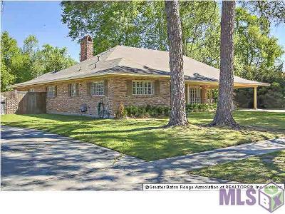 Baton Rouge Single Family Home For Sale: 10151 Grandeur Dr