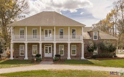 Baton Rouge Single Family Home For Sale: 16560 Spiller's Way