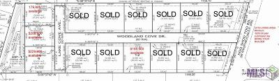 Baton Rouge Residential Lots & Land For Sale: 3 Woodland Cove Dr