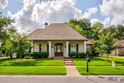 Baton Rouge Single Family Home For Sale: 1522 Plantation Oaks Dr