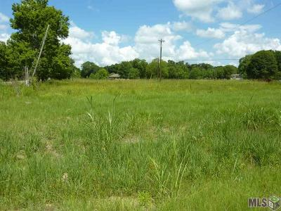 Zachary Residential Lots & Land For Sale: Zachary-Deerford Rd