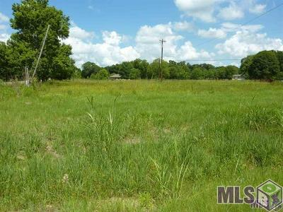 Zachary Residential Lots & Land For Sale: 3 Zachary-Deerford Rd