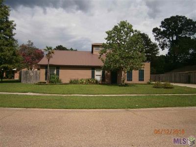 Baton Rouge Single Family Home For Sale: 937 Shadybrook Dr