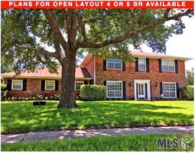 Baton Rouge Single Family Home For Sale: 5718 Bennington Ave