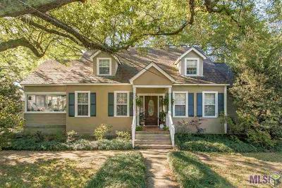 Baton Rouge Single Family Home For Sale: 3676 Hundred Oaks Ave