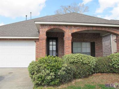 Baton Rouge Single Family Home For Sale: 14757 Rhonda Ave