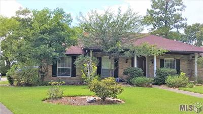 Baton Rouge Single Family Home For Sale: 5054 Parkside Dr