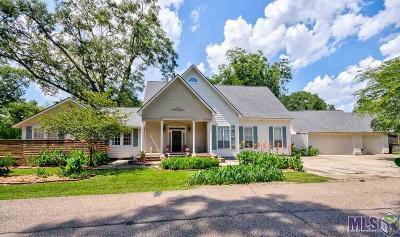 Baton Rouge Single Family Home For Sale: 1465 Audubon Ave